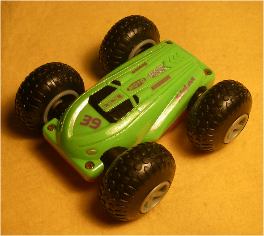 Toy Cars That Flip Over : Treasure finds toy cars